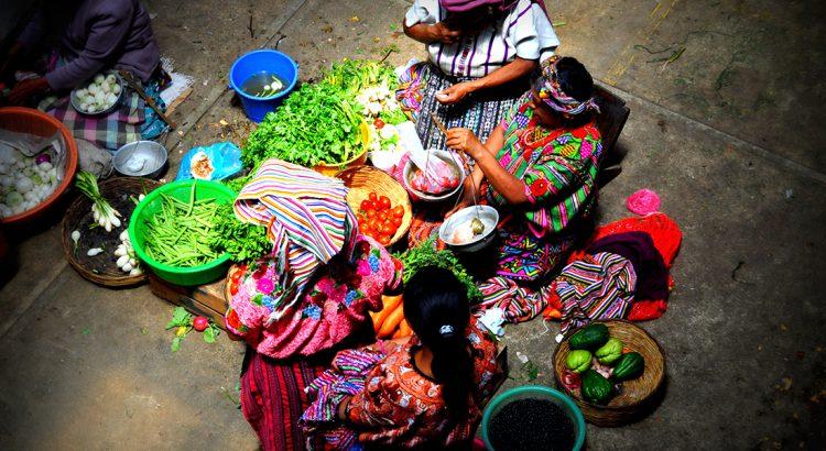 Colores, fotografía tomada por Ainara Alonso en Guatemala