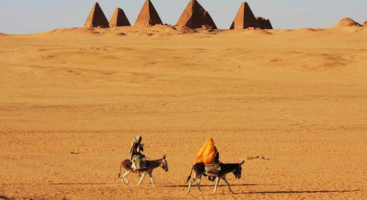 Sudán - Jebel Barkal. Foto Albert Ferrer
