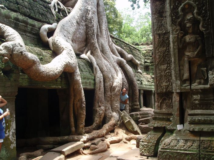 Templos de Angkor viaje a Vietnam | Archivo Tuareg