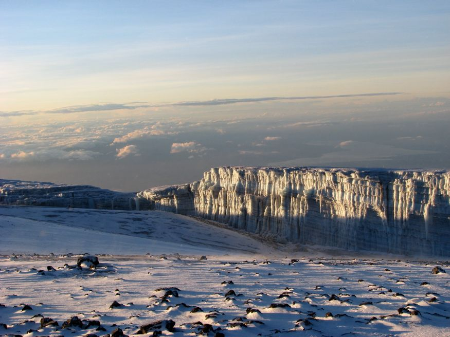 TRekking al Kilimanjaro Autor D. Molla
