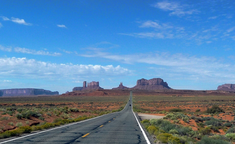 Monument Valley, Estados Unidis | Foto © Angel Dominguez