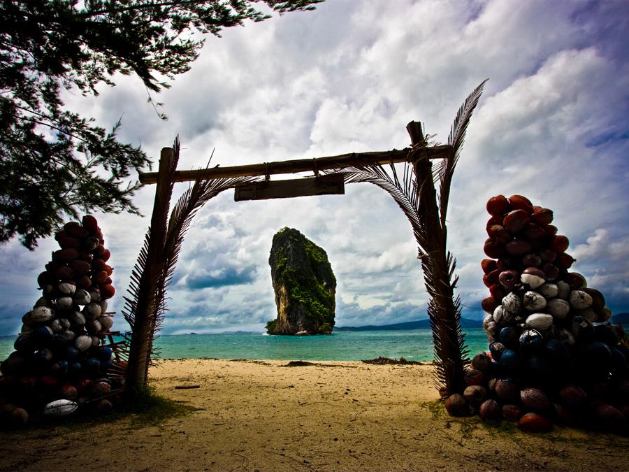 Foto de Tebi Rodon en Krabi, Tailandia.