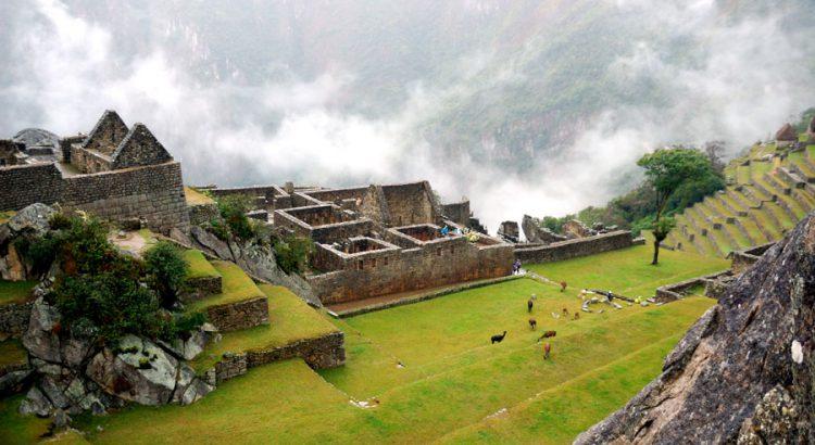 Terrazas del Machu Picchu | © Sergio Silva