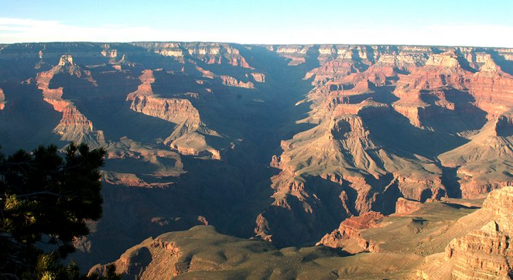 Panorama en el P.N. del Gran cañón en Colorado | Foto © Àlez Póo