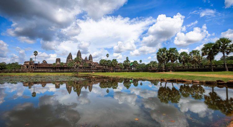 Templo en Angkor, Camboya. Viatges Tuareg. Foto por Javier Cambronero