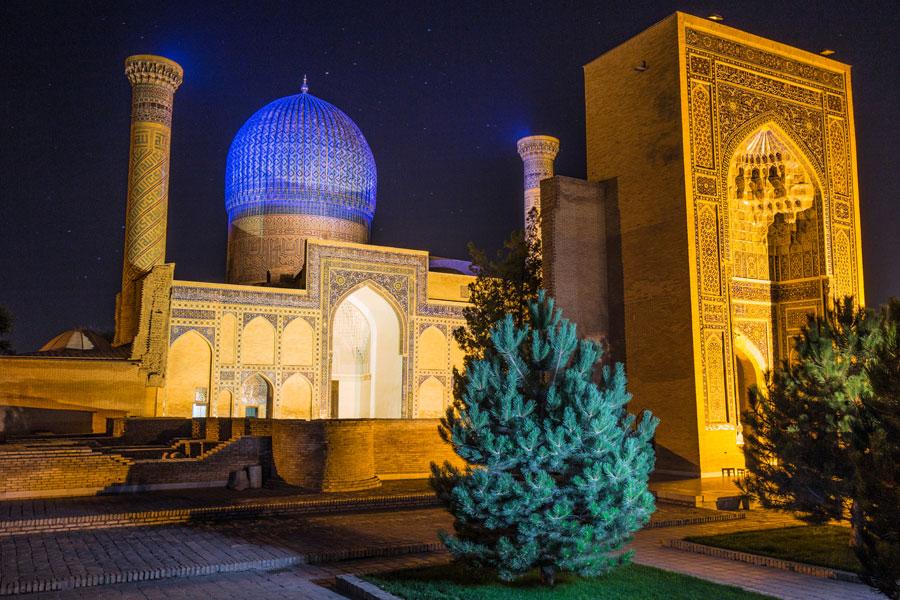 Samarcanda, Uzbekistán | © Paco Mena