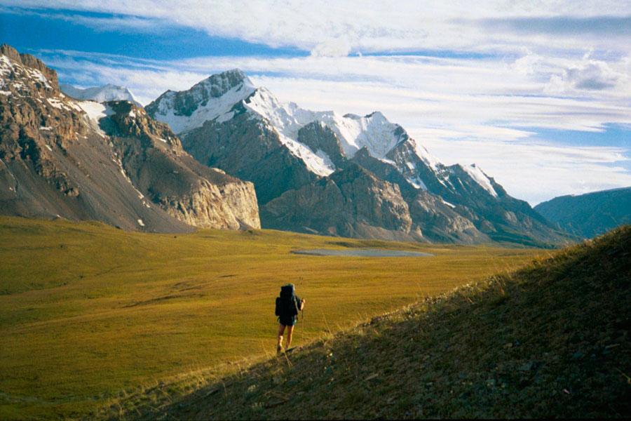 Trek al Monte Tien Shan, Kyrzgyzstán. Viatges Tuareg.