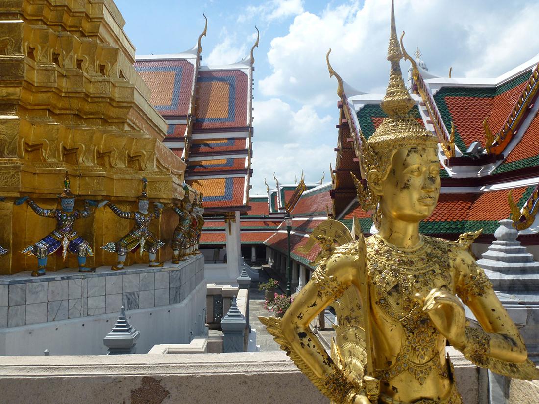 Palacio Real en Tailandia | Foto © Andrés Soriano