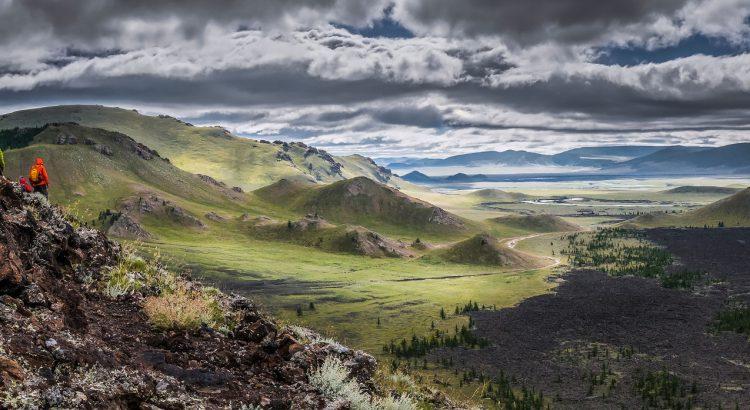 Volcán Khorgo en Mongolia | Foto © Magaly Barreiro
