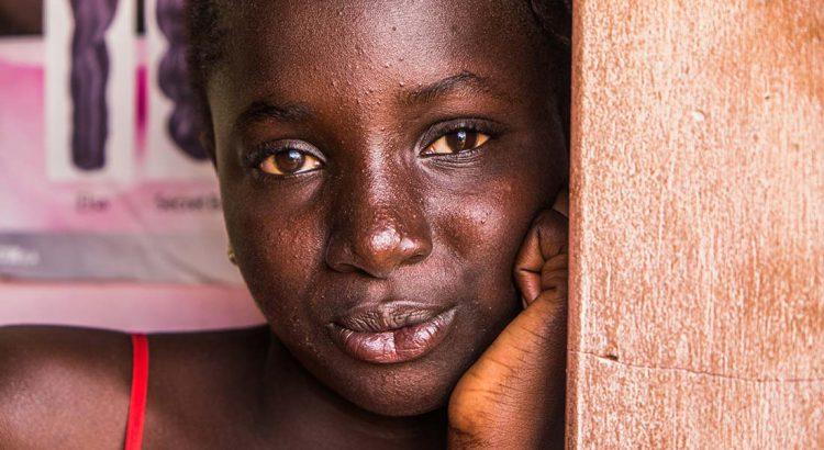La mirada soñadora. Autor Isabel Martínez - Viaje a Senegal