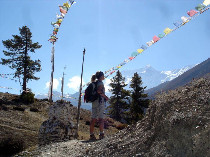 Viaje a Nepal trekking para amateurs. Foto de Rafa Montenegro