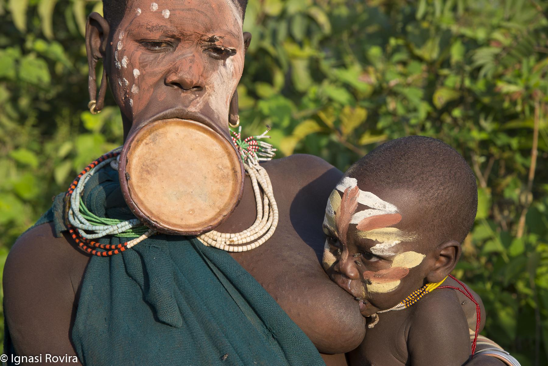 Surma (grup ètnic), Kibish, Etiòpia