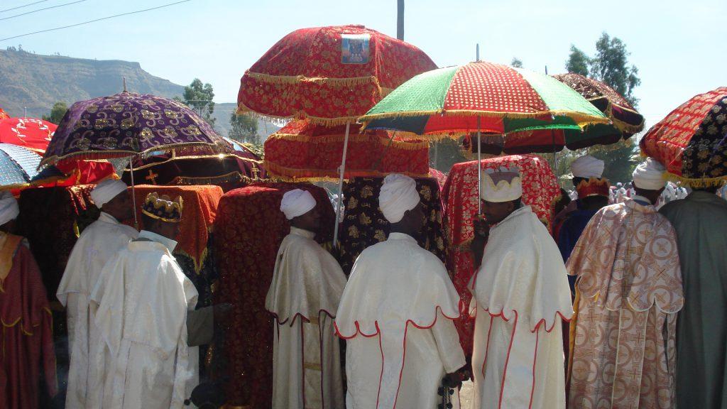 Festival del Timkat. Laura Costa
