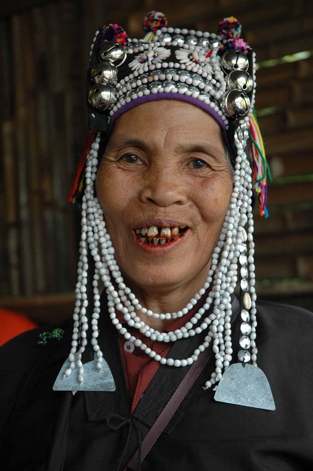 Fotografía de Anna Genover Mas efectuada en el trekking por Tailandia
