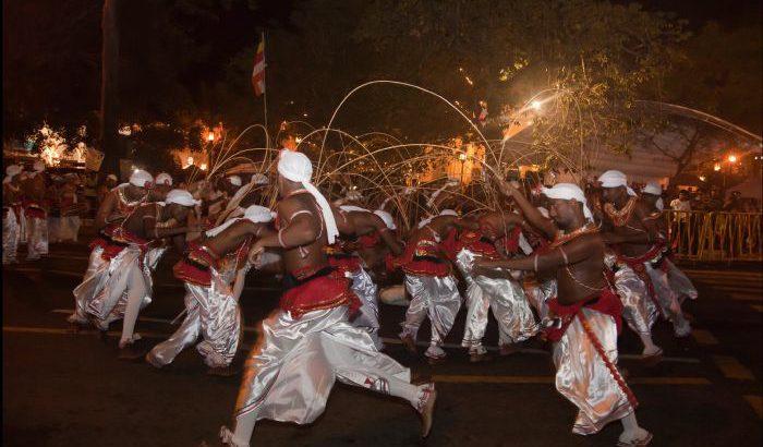 Festival Perahera en Sri Lanka Autor Tino Valdivieco
