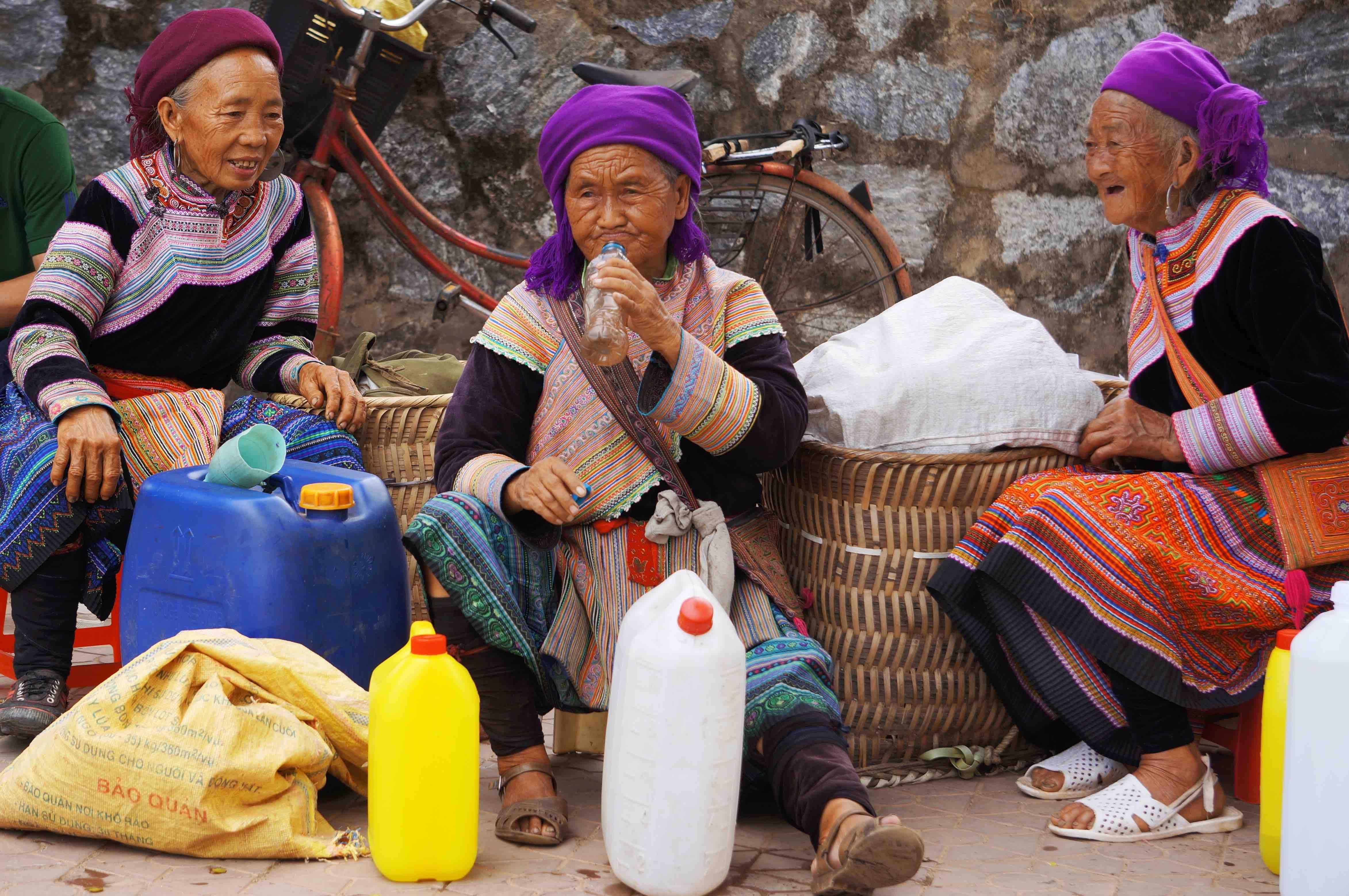 Viaje a Vietnam Mercados Tribales. Sergi González