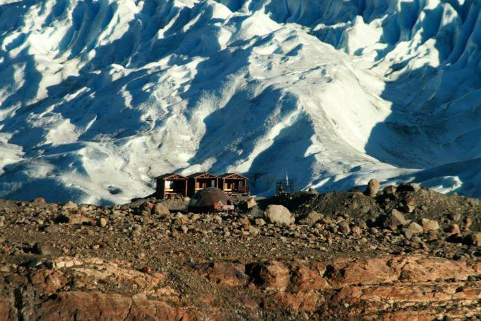 Viaje a ARGENTINA Y CHILE PERITO MORENO Autor:Yolanda Guzmán