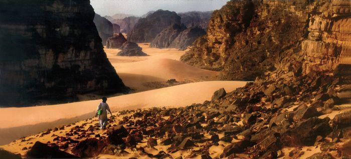 Viaje a Argelia TASSILI Autor:David Cartanya