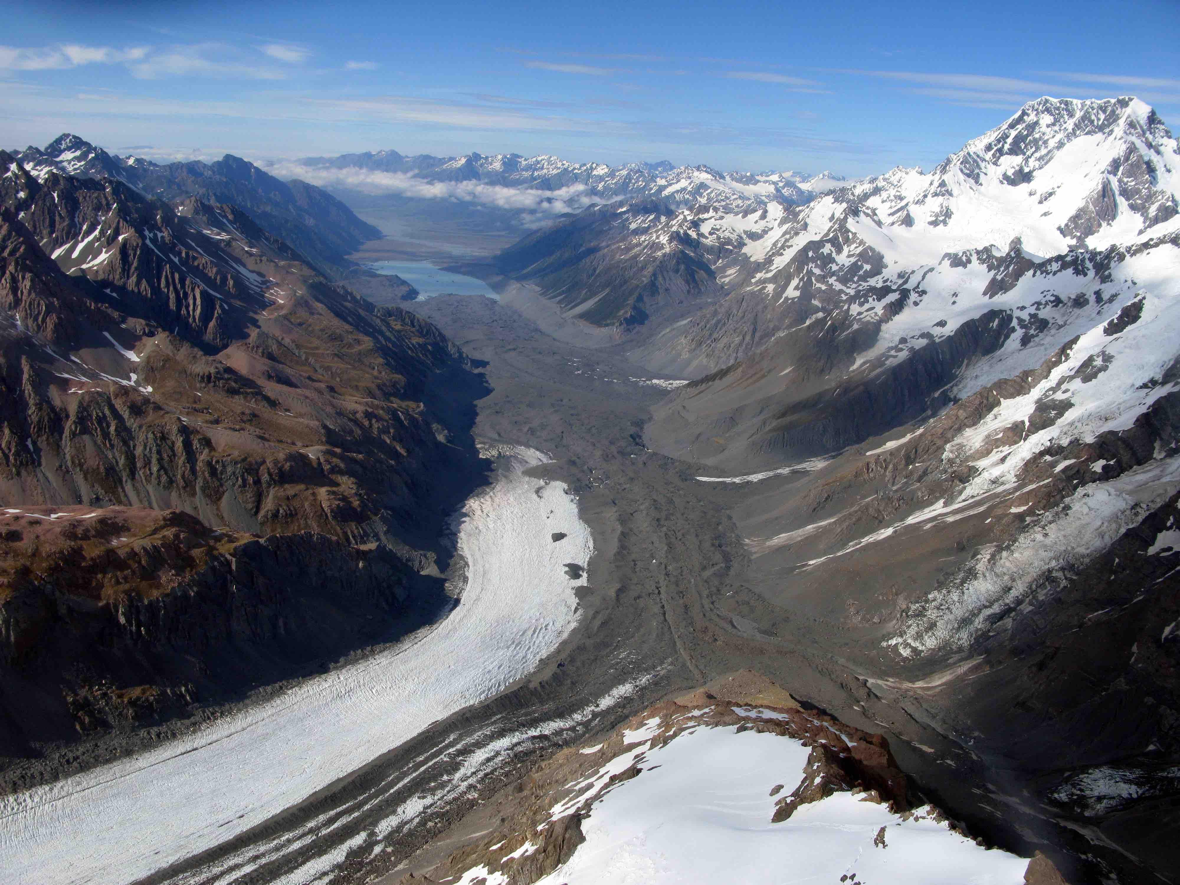 VIaje a Nueva Zelanda con Viajes Tuareg Glaciar de Franz Joseph. Autor Dolor Pané