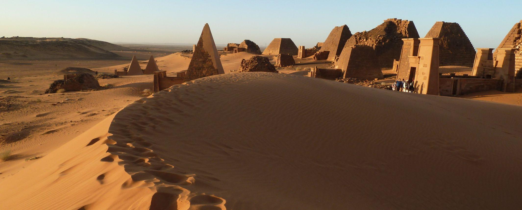 TESOROS ESCONDIDOS Las riquezas arqueológicas de Nubia, siguiendo el curso del Nilo desde Khartoum. Autor foto: David Ballester