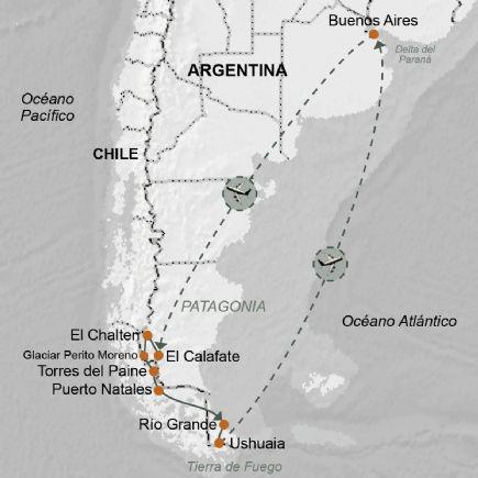 ¿Cuál es la mejor época para viajar a la Patagonia?