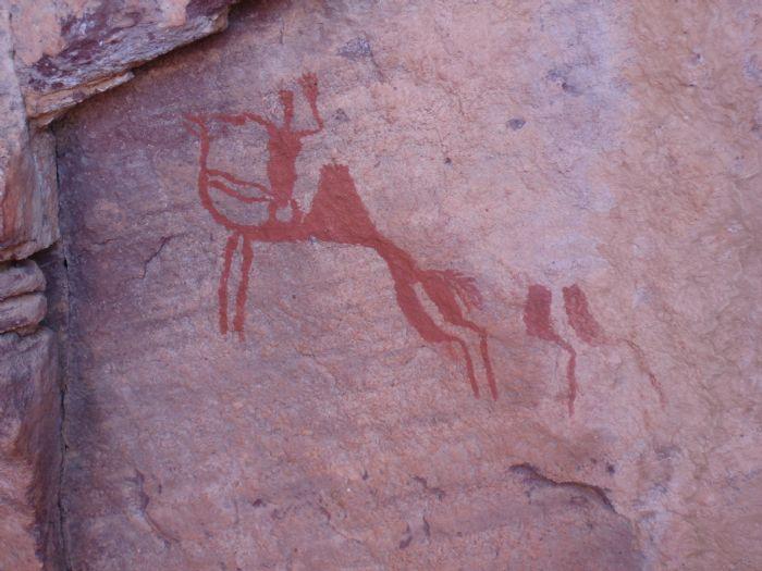 Tassili N´Ajjer, la exposición de arte neolítico al aire libre más grande del mundo