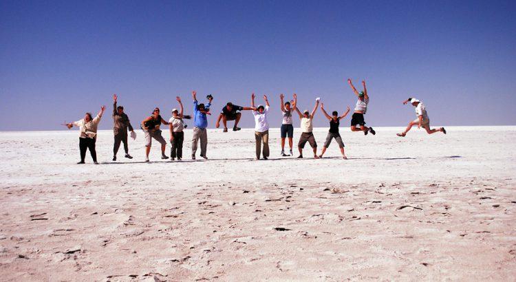 Viajes en grupo con viajes Tuareg - Autor Marga P.