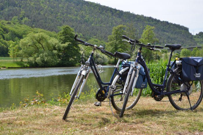 Rutas en bicicleta por Alemania GERMÜNDEN Autor:Archivo Tuareg
