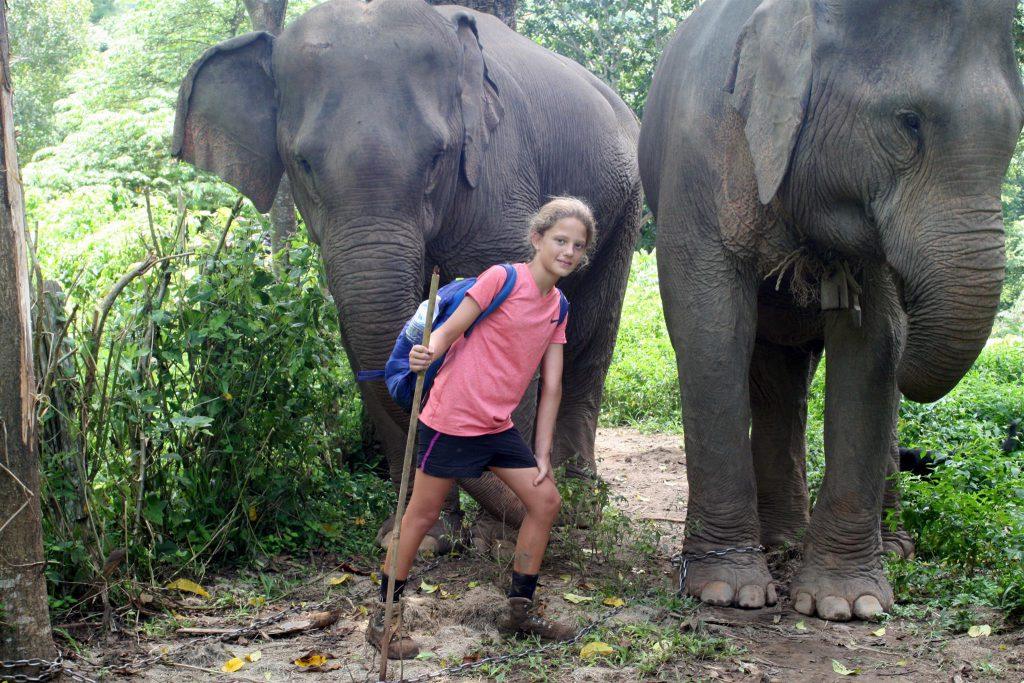 Tailandia con niños - Autor Yolanda Berrocal