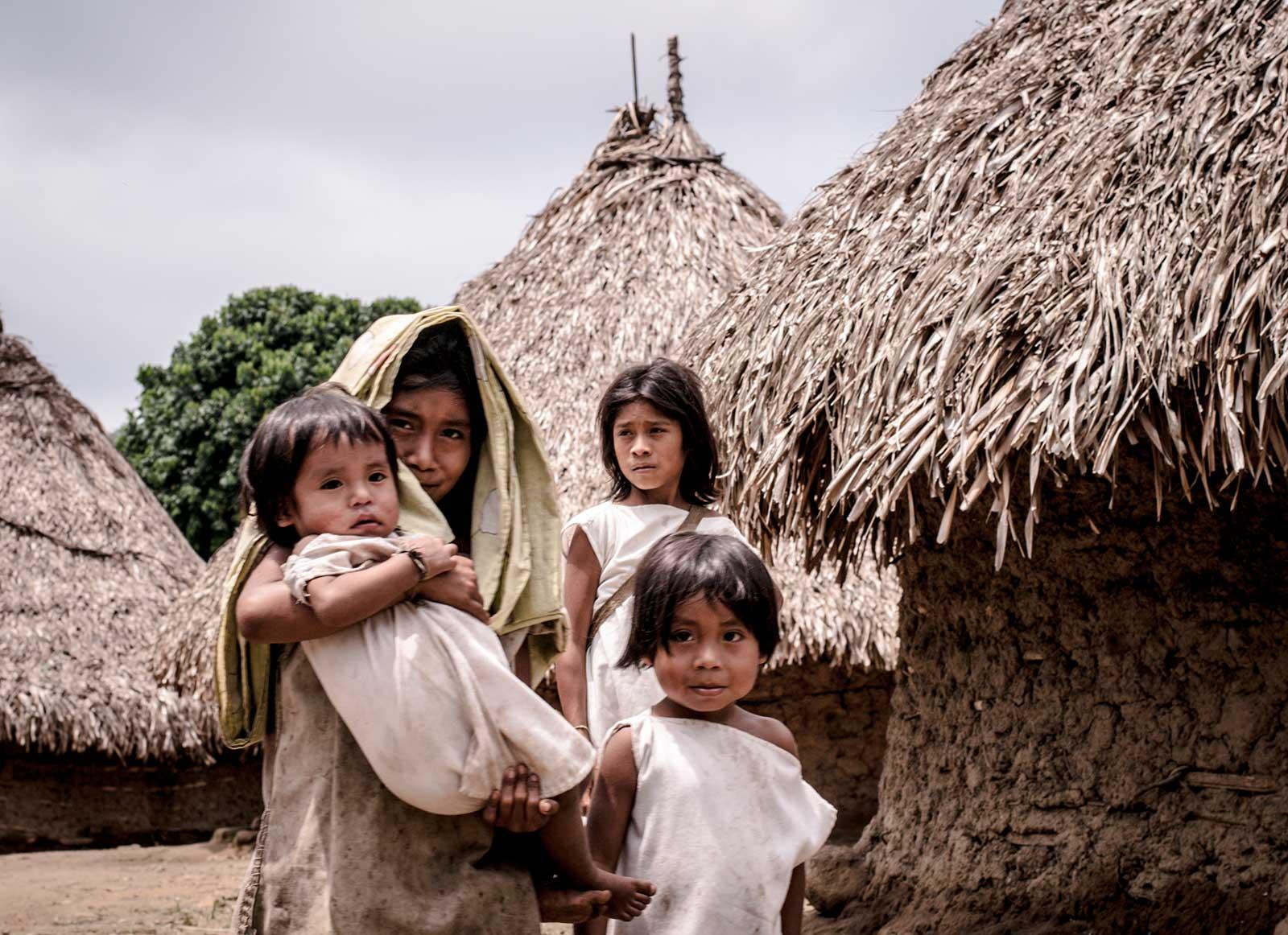 Viaje a Colombia. En familia. Autor Cristina Celma Royo