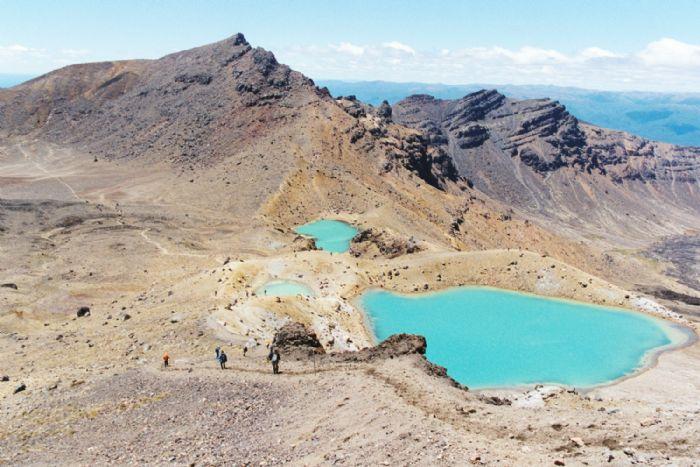 Viaje a Nueva Zelanda - I NORTE V TONGANINO V Pere Mongay