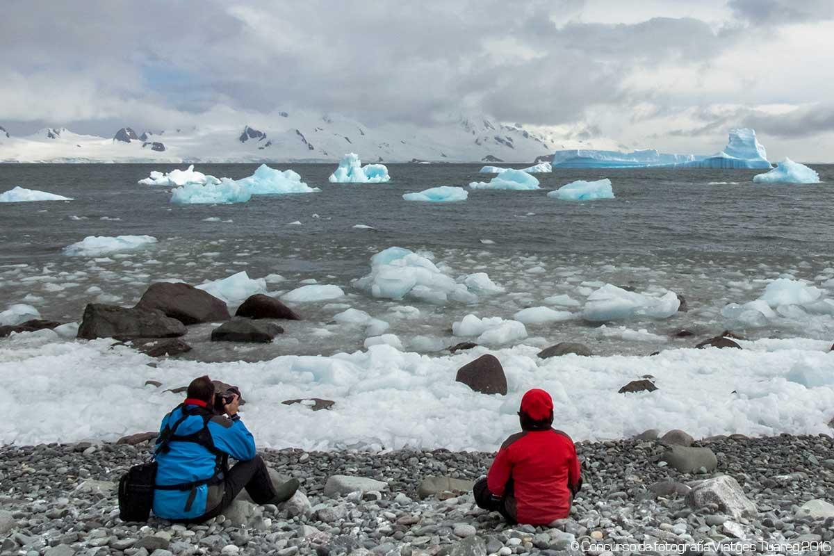 Viaje a la Antártida - Jose Vicente Martinez Meditacion