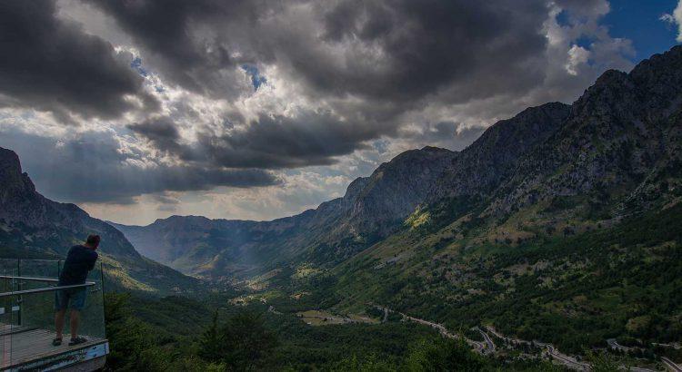 Viaje a Albania - Manuel Ginarte Valle del Theth