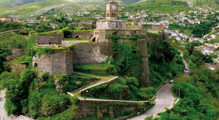 Gjirokaster - Uno de los secretos de Albania. Foto archivo Tuareg