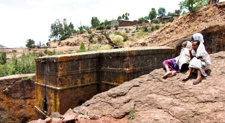 Lalibela, Etiopía. Viatges Tuareg. Autor Foto: Mercè Gayà