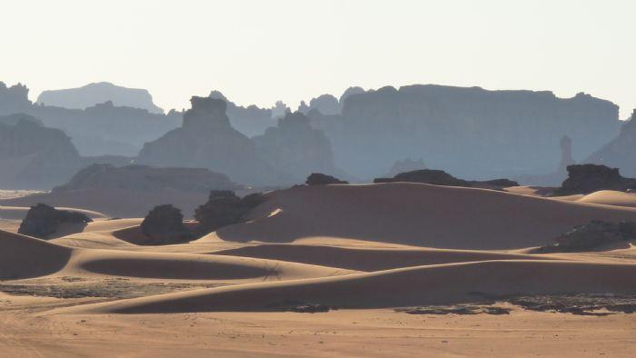 Viajes a Argelia en primavera - Foto archivo Tuareg
