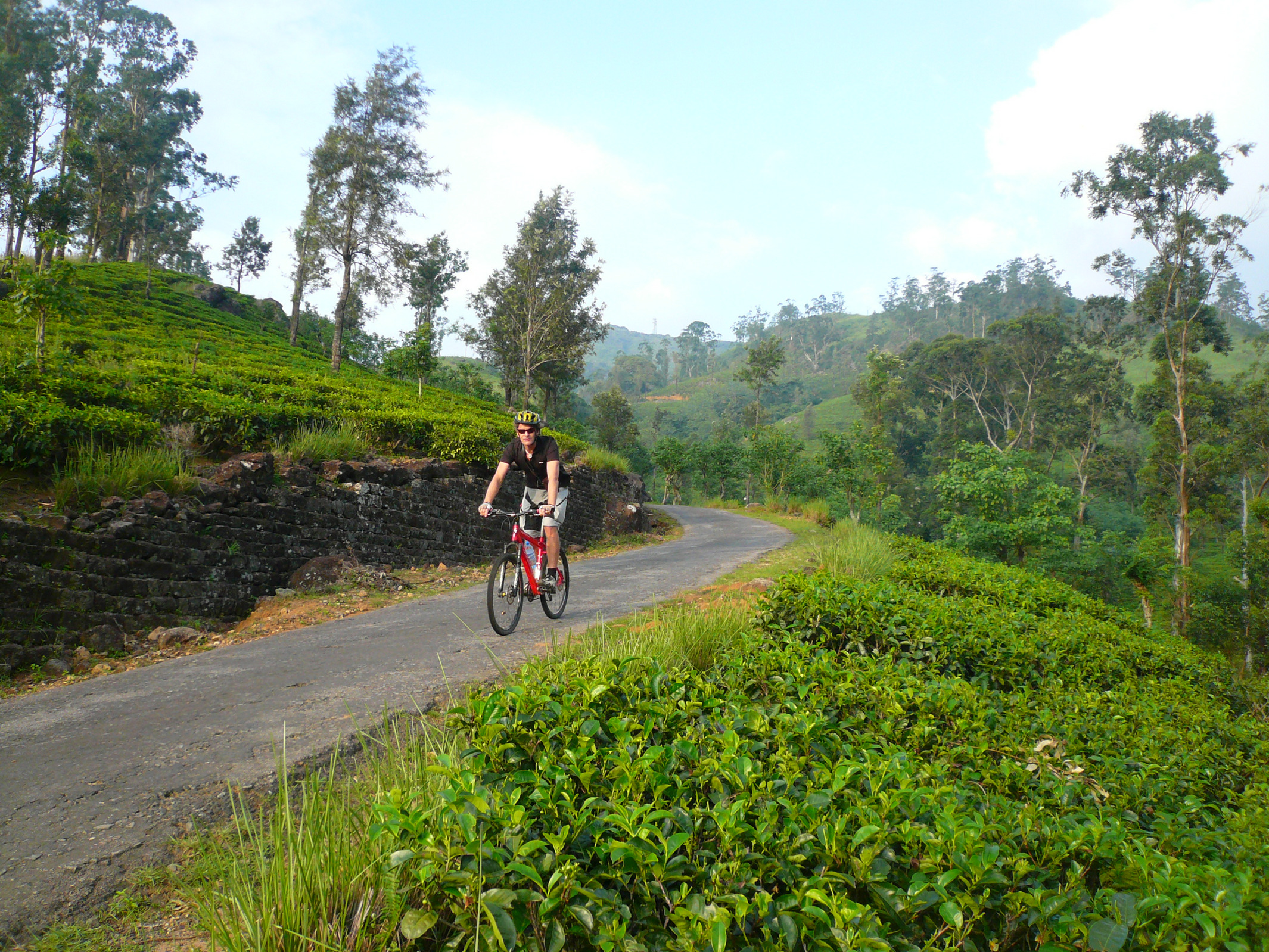 Mejor época para viajar a Sri Lanka en Bicicleta
