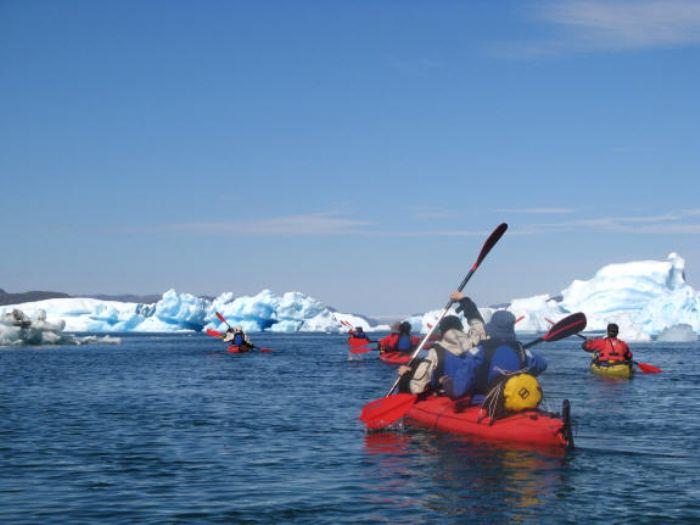 Viajes a Groenlandia en verano