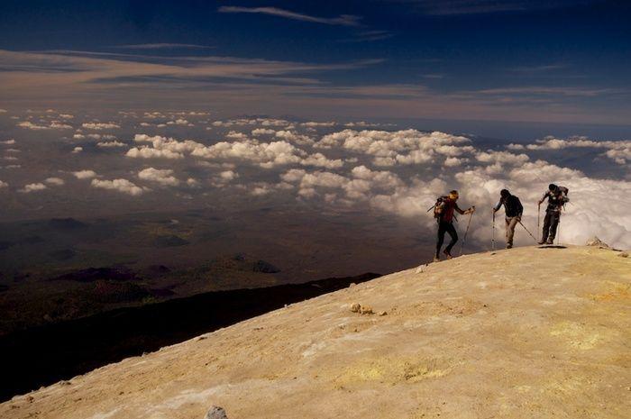 Ascension al volcán Etna | Archivo Tuareg