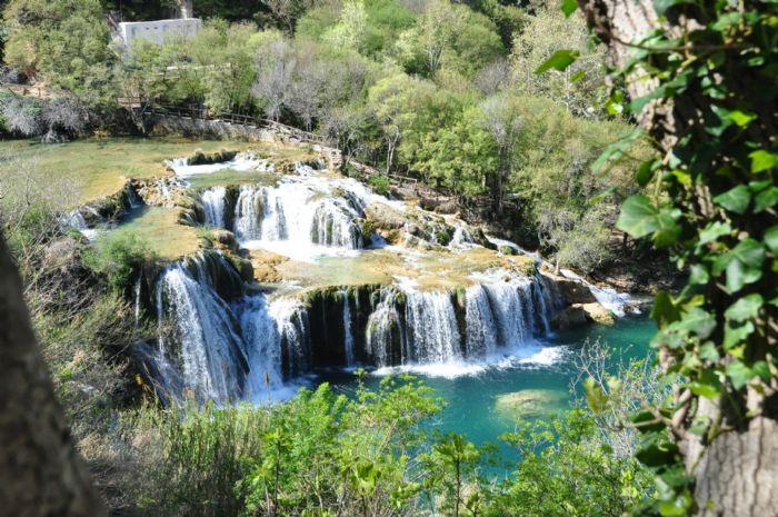 Krka National Parc en Croacia - AUtor Huck Finn