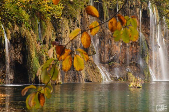 Parque Nacional Plitvice - Autor Eduardo Blanco