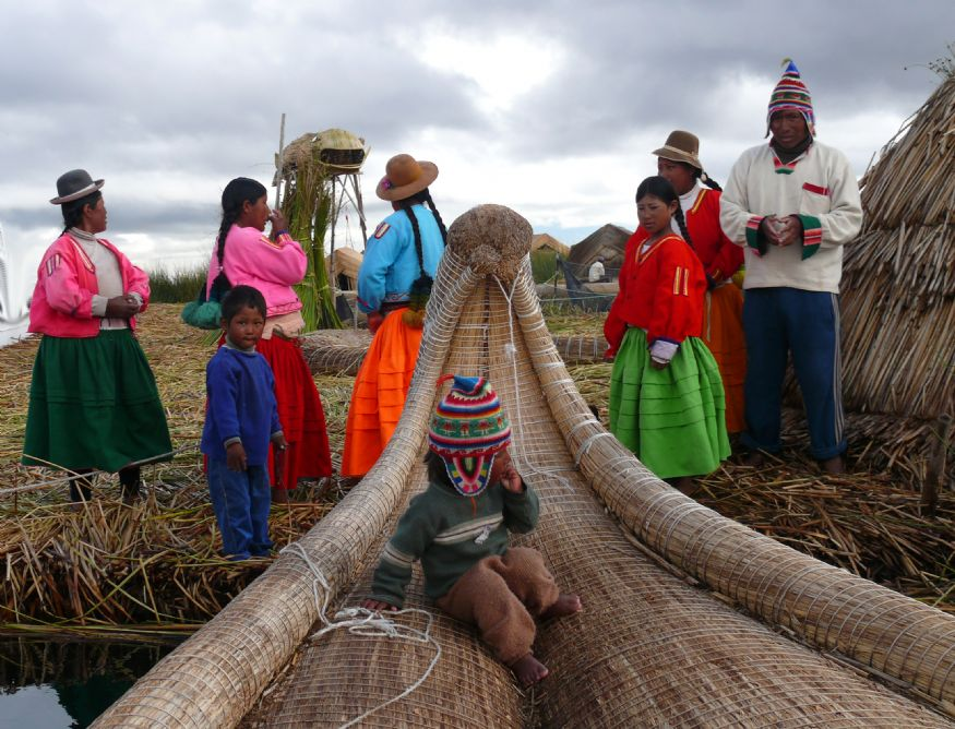 Lago Titicaca en Perú - Archivo Tuareg 3