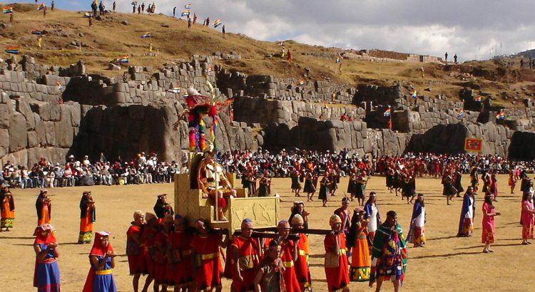 Festividad Inti Raymi - Autor Archivo Tuareg