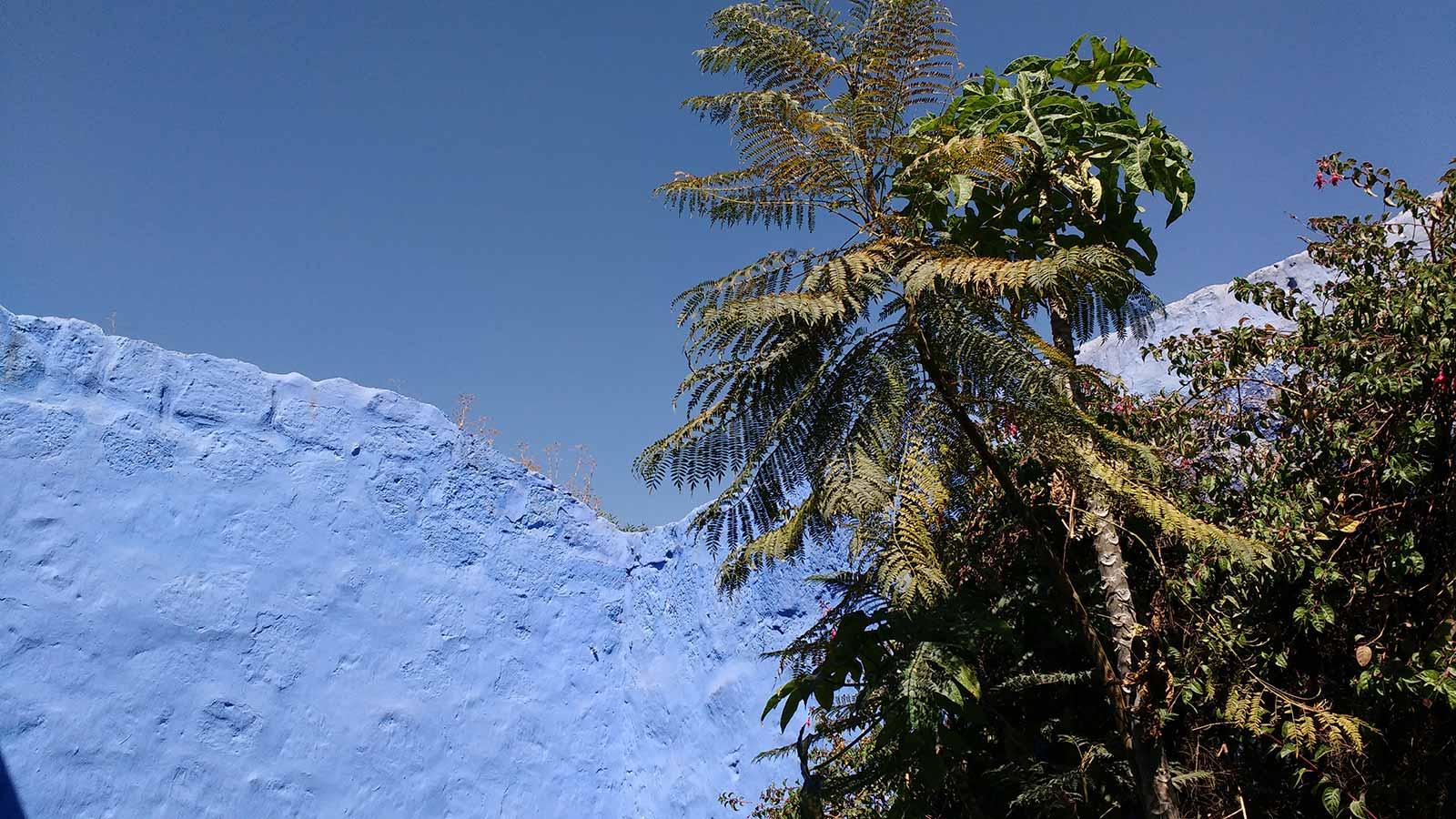 Autor Jaume Vilagines - Arequipa desde el Monasterio de Santa Catalina