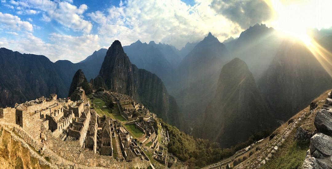 Machu Pichu - Autor Aleix Giralt