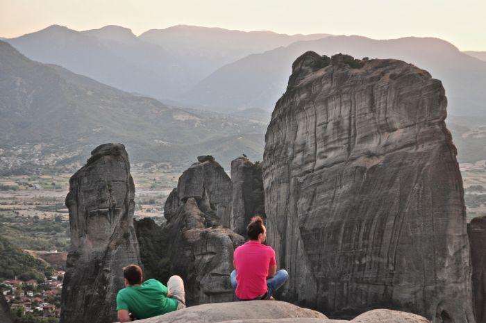 Viaje a Grecia y Macedonia METEORA Autor Didac Gascon