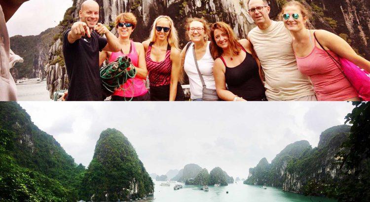Bahia de Halong en Vietnam | Foto de Alejandra Bea