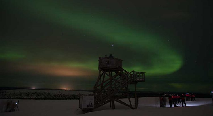Auroras Boreales en Finlandia | Ignasi Rovira