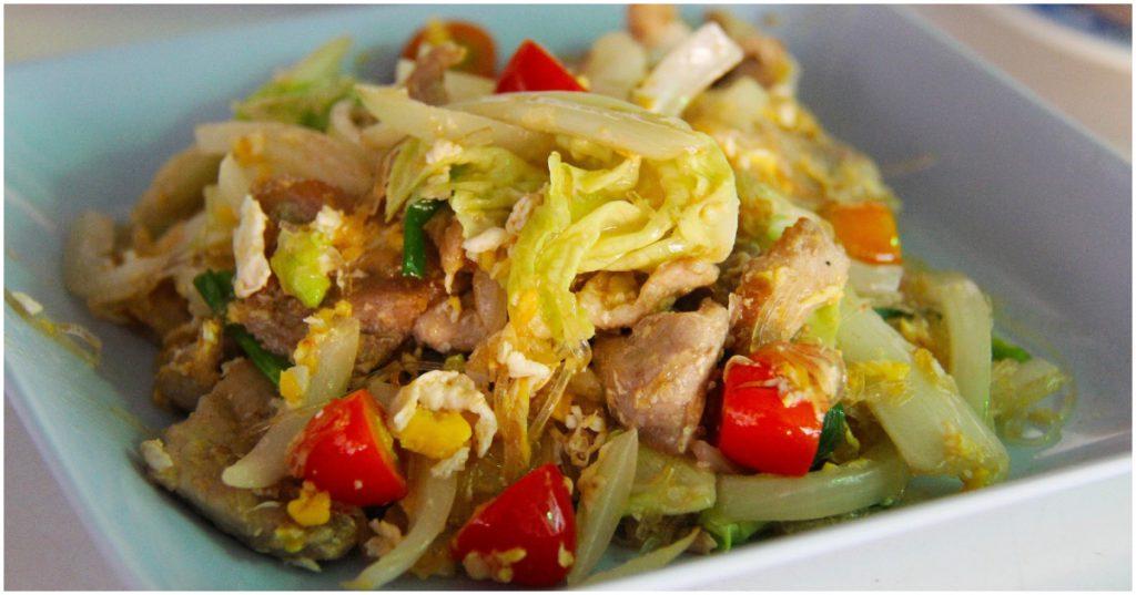 Mejor comida callejera Tailandia