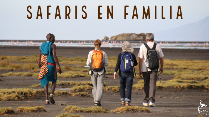 safari en familia tuareg
